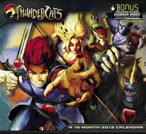 Thundercats Calendar 2013