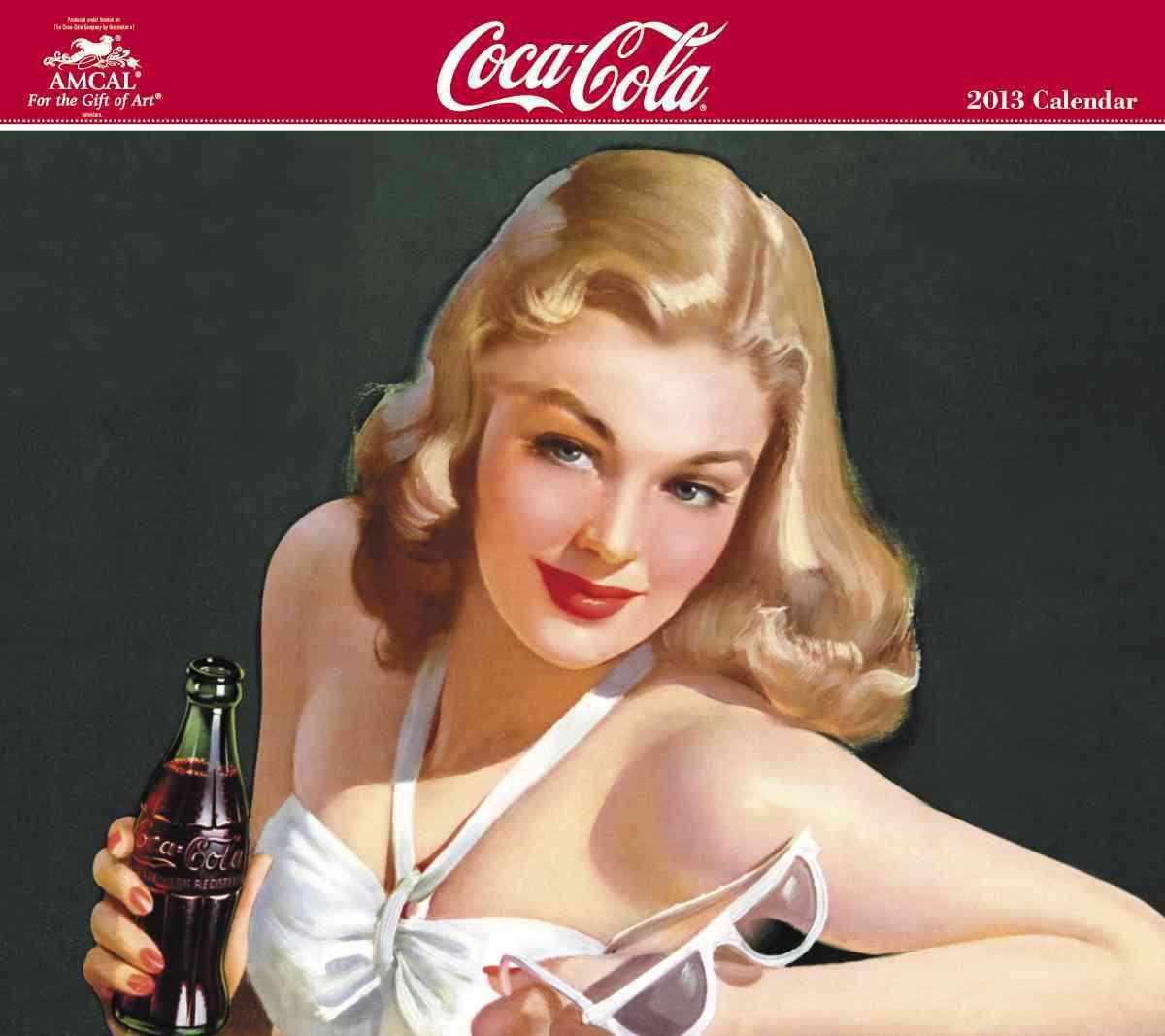 Coca-Cola 2013 Calendar