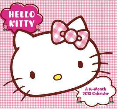 Hello Kitty 2013 Calendar