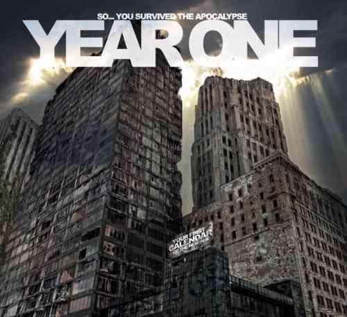 Year One So... You Survived the Apocalypse 2013 Calendar