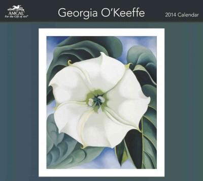 Georgia O'keeffe 2014 Calendar (Calendar)