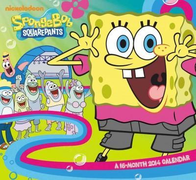 Spongebob Squarepants 2014 Calendar (Calendar)