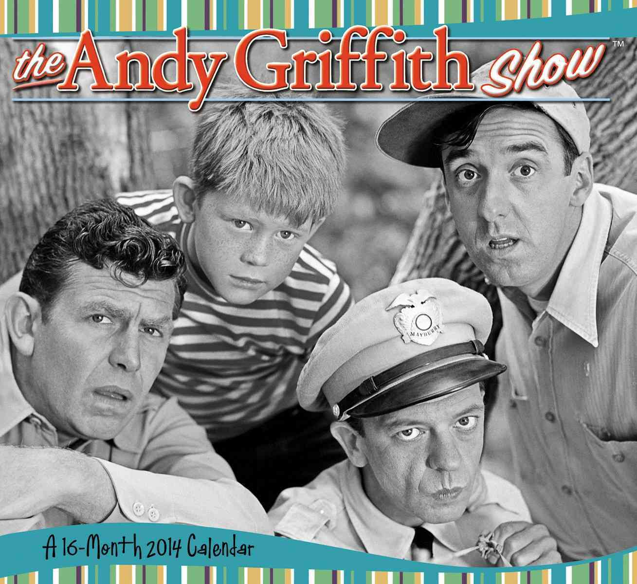 The Andy Griffith Show 2014 Calendar (Calendar)