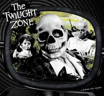 The Twilight Zone 2014 Calendar (Calendar)