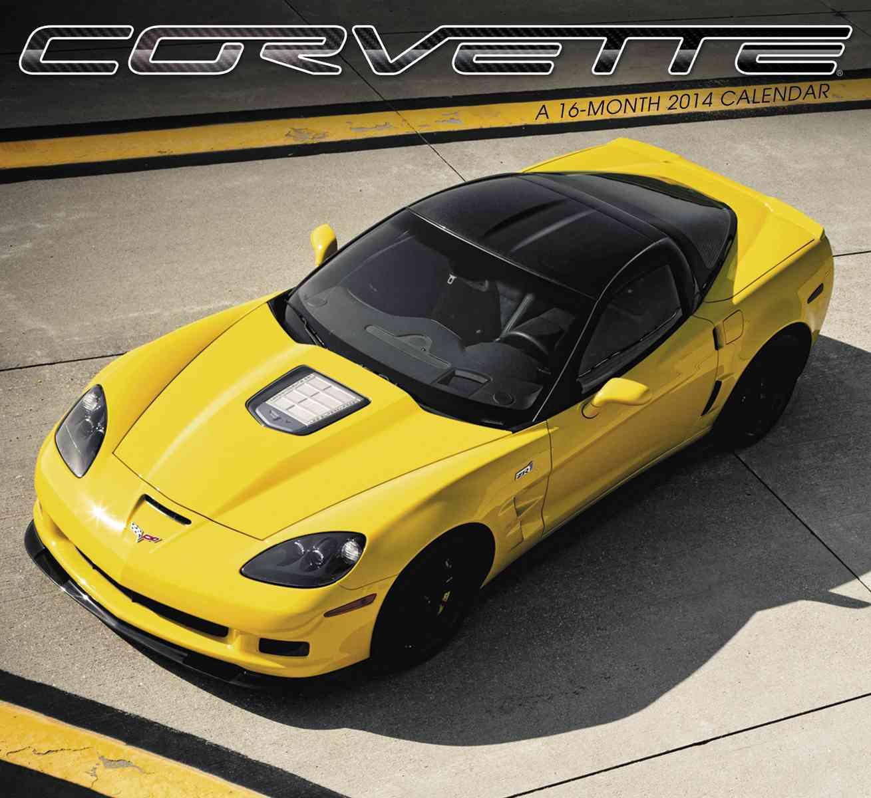 Corvette 2014 Calendar (Calendar)