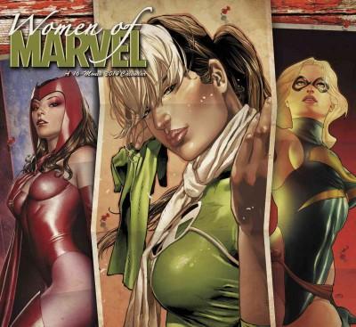 Women of Marvel 2014 Calendar (Calendar)