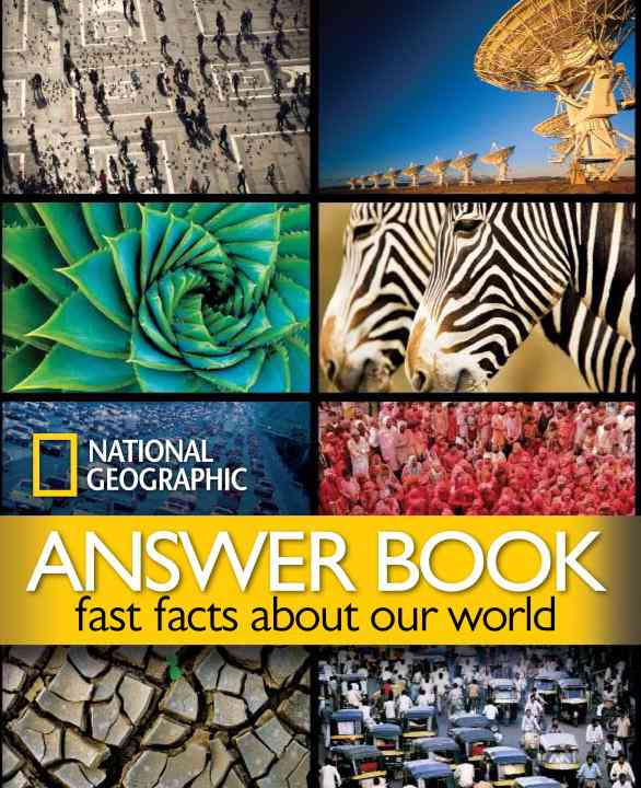 Answer Book: Fast Facts About Our World (Hardcover)