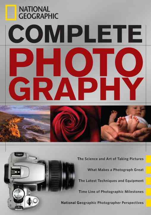National Geographic Complete Photography (Hardcover)