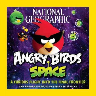 National Geographic Angry Birds Space: A Furious Flight into the Final Frontier (Paperback)