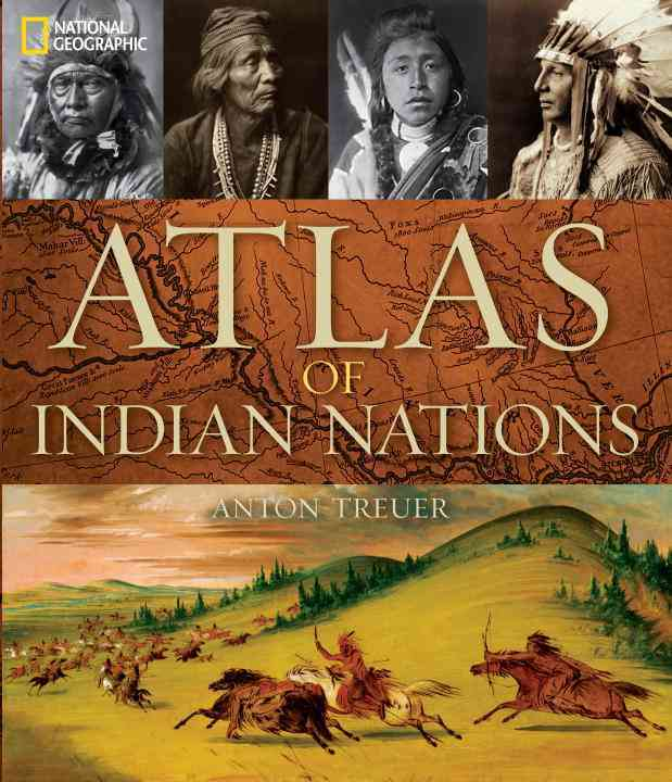 Atlas of Indian Nations (Hardcover)