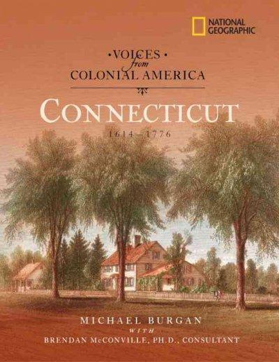 Connecticut 1614-1776 (Hardcover)