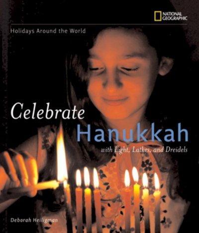 Celebrate Hanukkah (Paperback)