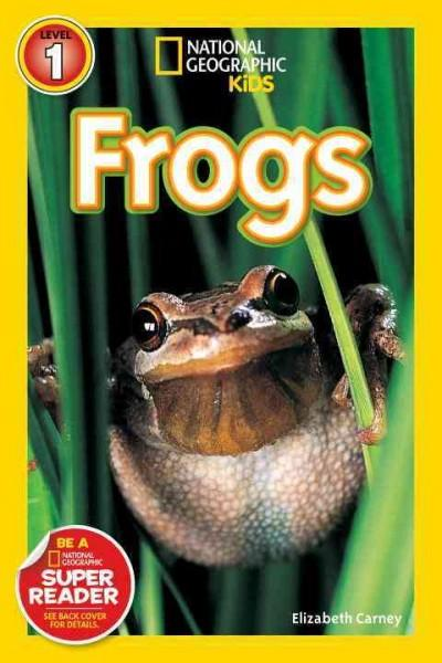 Frogs! (Paperback)