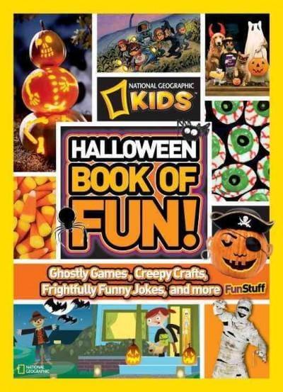 National Geographic Kids Halloween Big Book of Fun! (Paperback)