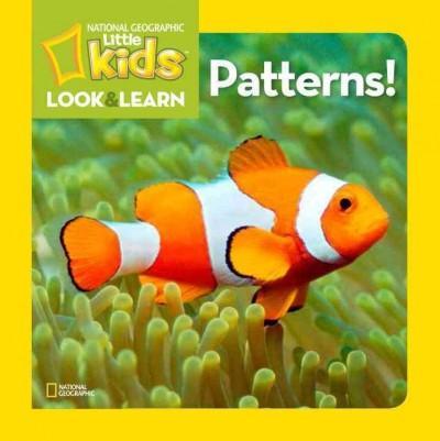Patterns! (Board book)