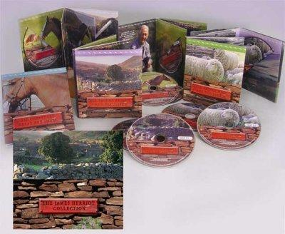 The James Herriot Collection (CD-Audio)
