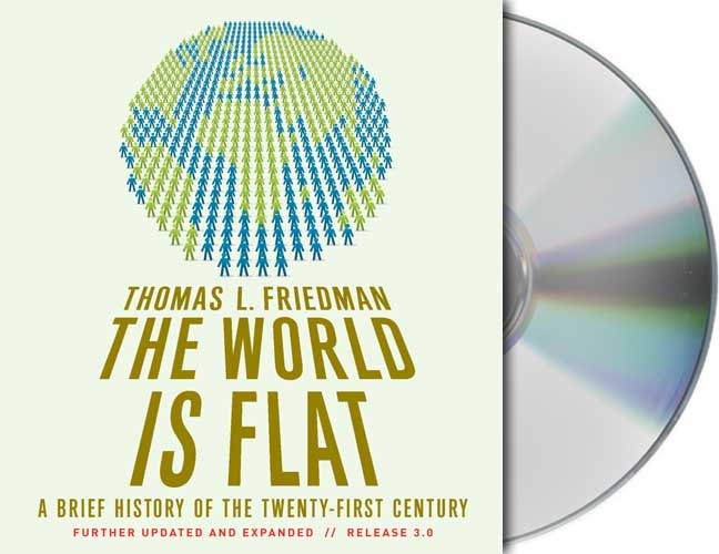 The World Is Flat (unabridged audio CD)