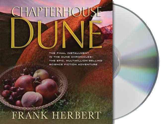 Chapterhouse Dune (Compact Disc)