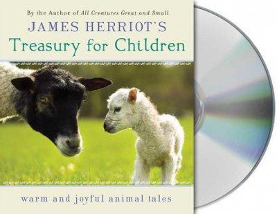 James Herriot's Treasury for Children: Warm and Joyful Animal Tales (CD-Audio)