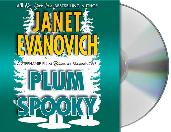 Plum Spooky (abridged audio CD)