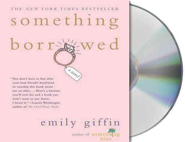 Something Borrowed (CD-Audio)
