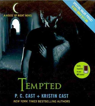 Tempted (CD-Audio)