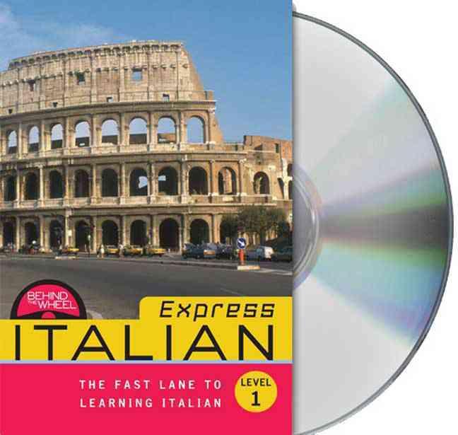 Behind the Wheel Express Italian - Level 1