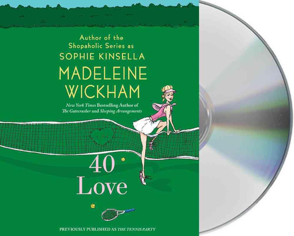 40 Love (CD-Audio)