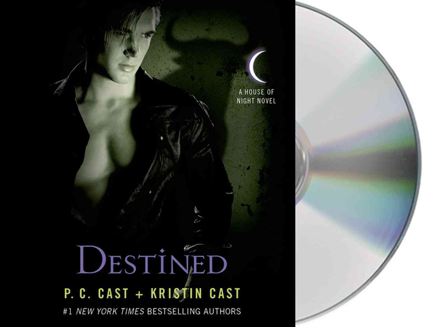 Destined: A House of Night Novel (CD-Audio)