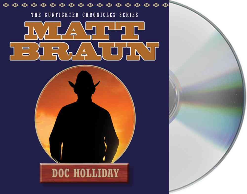Doc Holliday (CD-Audio)