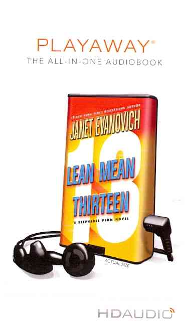 Lean Mean Thirteen: Library Edition (Pre-recorded digital audio player)