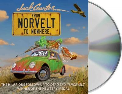 From Norvelt to Nowhere (CD-Audio)