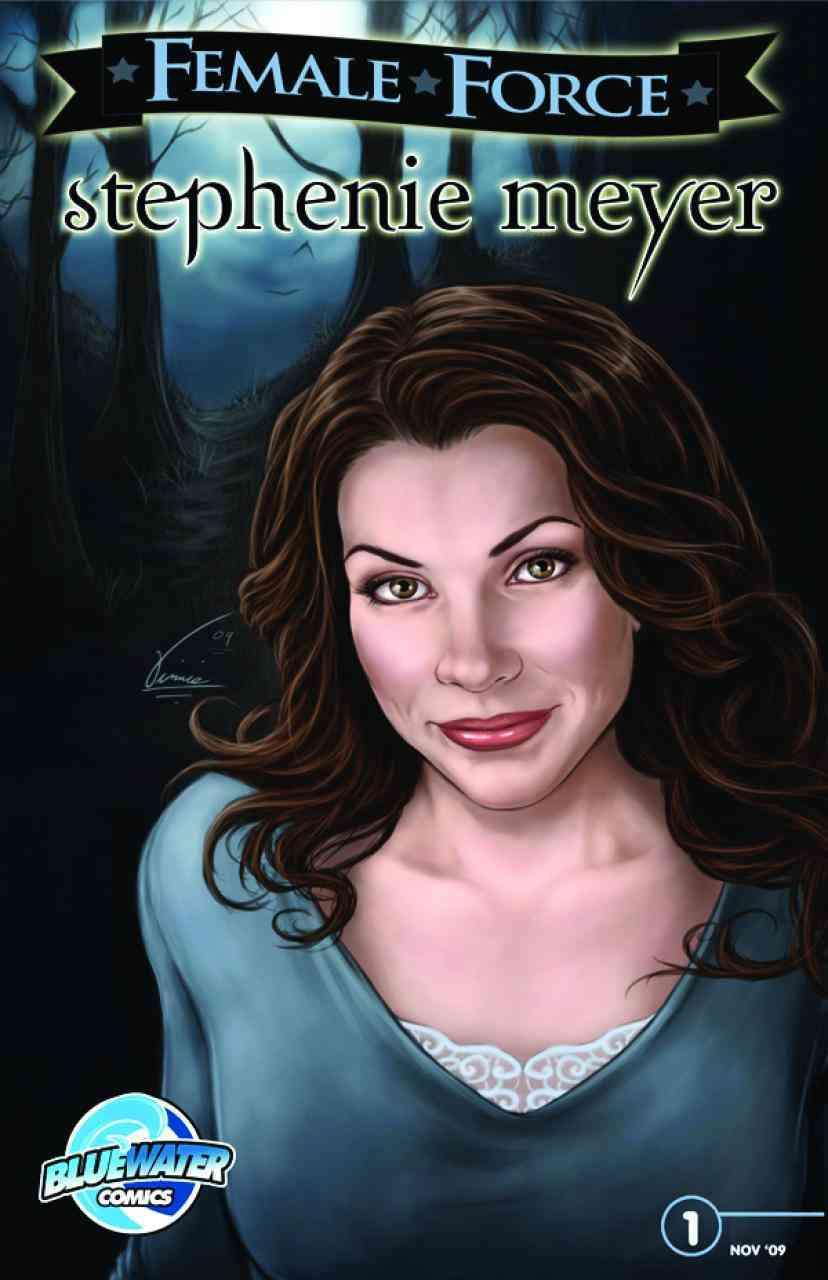 Stephenie Meyer: Female Force (Paperback)