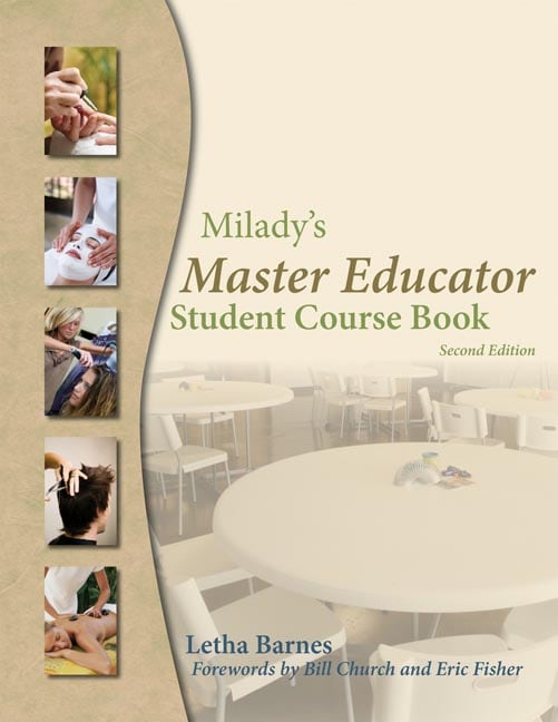 Milady's Master Educator Course Book (Paperback)
