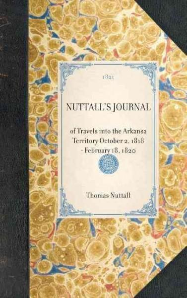Nuttall's Journal (Hardcover)