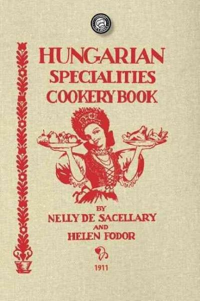 Hungarian Specialties Cookery Book (Paperback)