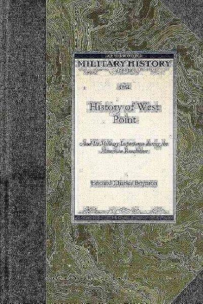 History of West Point (Paperback)