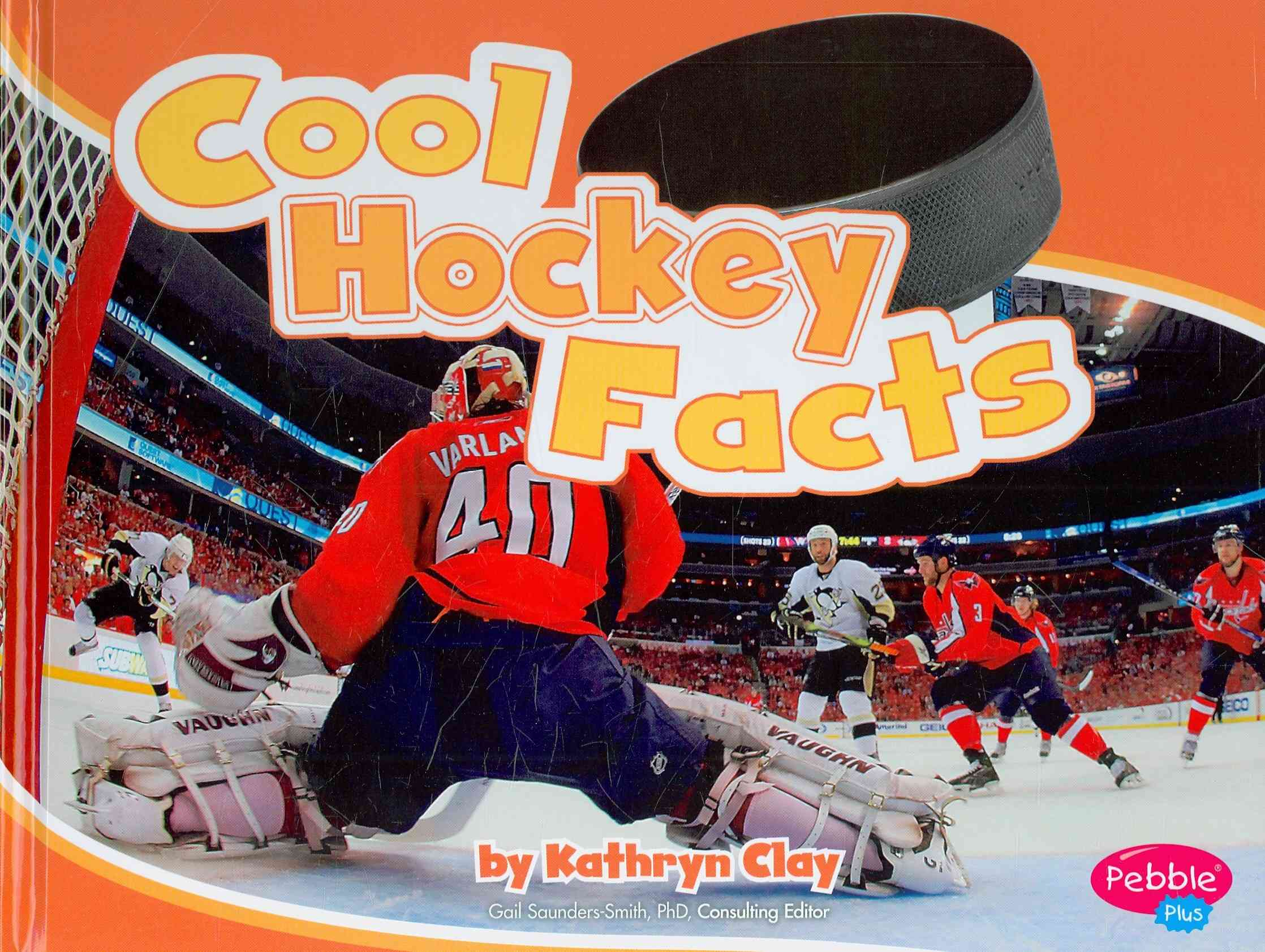 Cool Hockey Facts (Hardcover)