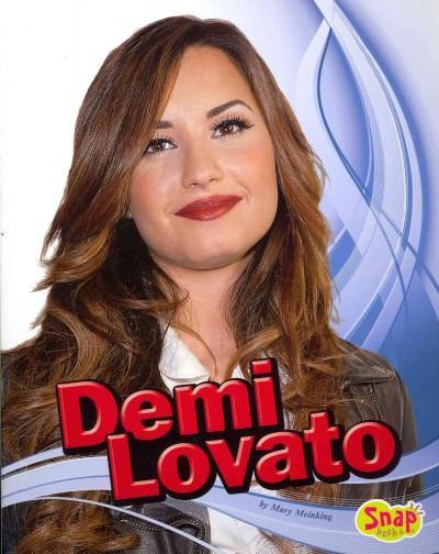 Demi Lovato (Paperback)