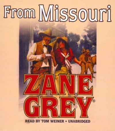 From Missouri (CD-Audio)