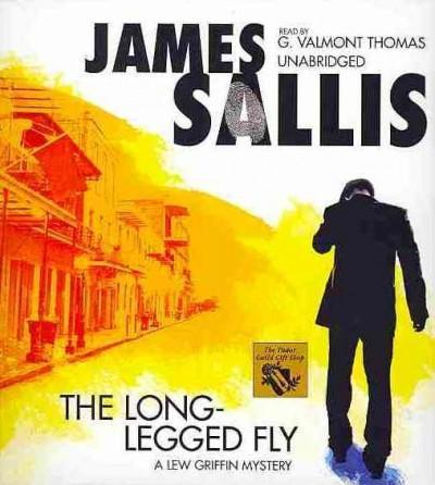 The Long-Legged Fly (CD-Audio)