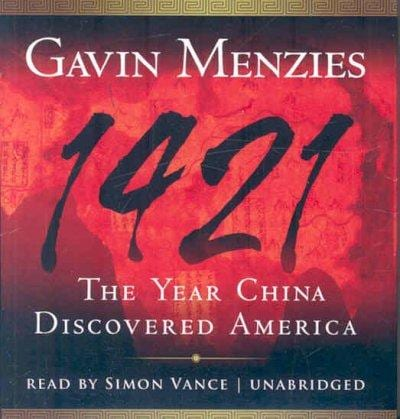 1421: The Year China Discovered America (CD-Audio)