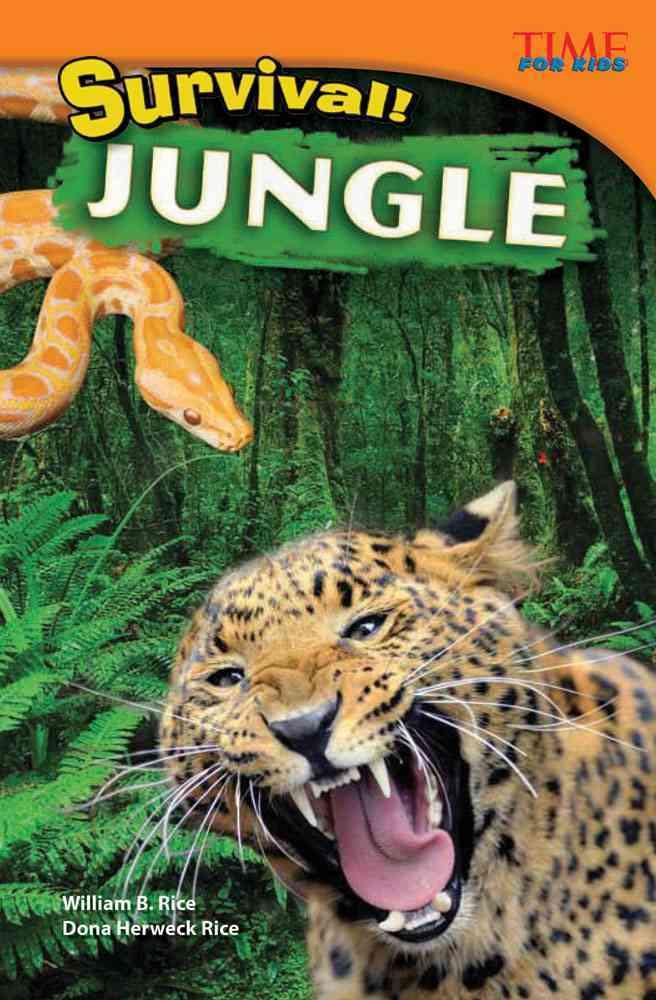 Survival! Jungle: Advanced (Paperback)