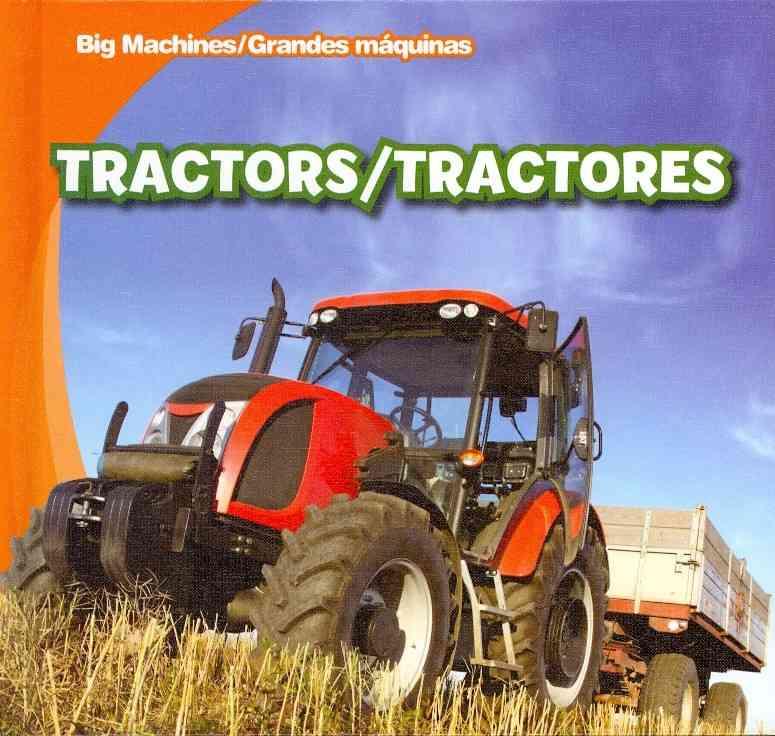 Tractors / Tractores (Hardcover)