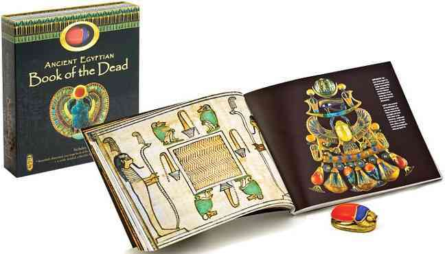 Ancient Egyptian Book of the Dead (Paperback)