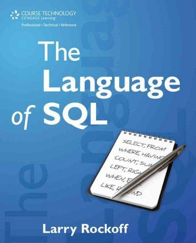The Language of SQL (Paperback)