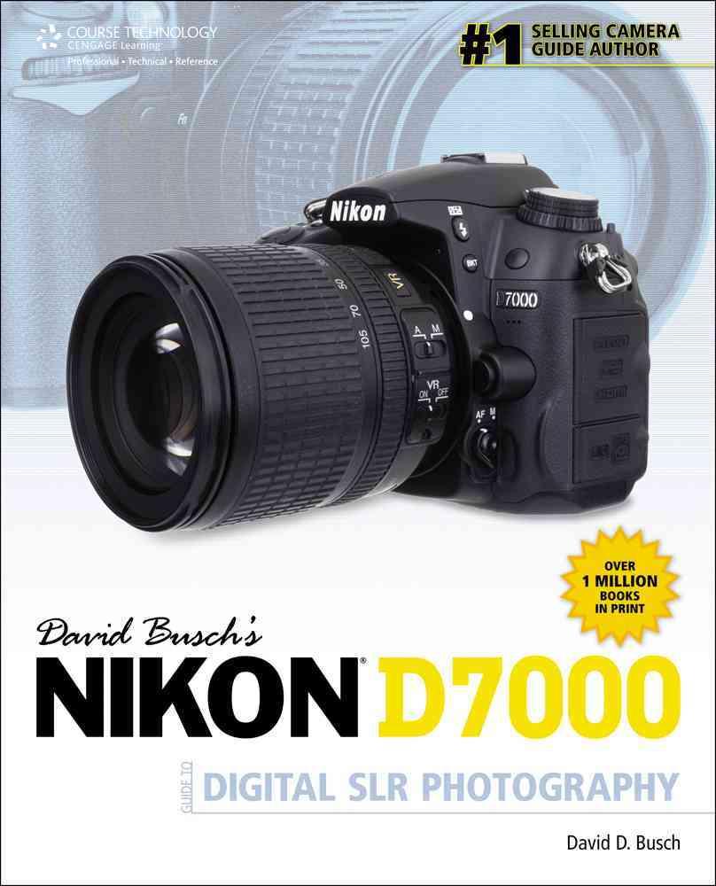 David Busch's Nikon D700: Guide to Digital Slr Photography (Paperback)
