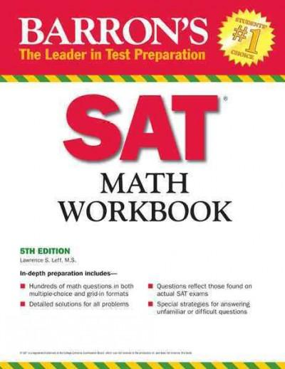 Barron's SAT Math Workbook (Paperback)
