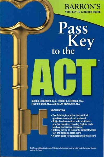 Pass Key to the Act (Paperback)