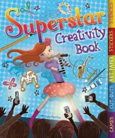 The Superstar Creativity Book (Paperback)